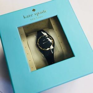 NEW Kate Spade black scallop activity tracker